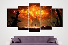 World of Warcraft: Battle For Azeroth Canvas Poster Game Art
