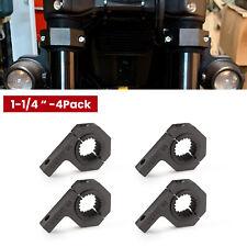 "1-1/4"" Bar Mounting Bracket Tube Clamp Bumper Roll cage Clamp UTV ATV Motorcyle"