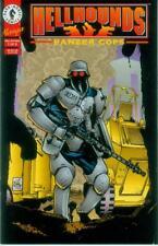 Hellhounds-chars flics # 1 (of 6) (kamiu Fujiwara) (États-Unis, 1994)