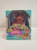 Mattel Bluebird Polly Pocket Animal Wonderland Dog House PlaySet 1995 New