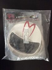 (48) Speed Racer Hallmark Party Masks .  8  Per Pack , 6 PACK ( WHOLESALE PACK )