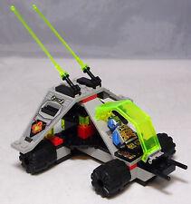 Lego Space 6829 U.F.O Mob Moon Traveller Radon Rover Alien UFO komplett #5