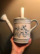 """VINTAGE CERAMIC """"WATERING CAN""""  NUMBERED 1441 MADE IN PORTUGAL"""