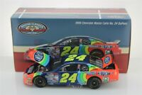 JEFF GORDON #24 1999 DUPONT SONOMA RACED WIN 1/24 SCALE NEW FREE SHIPPING