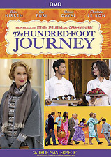 The Hundred-Foot Journey (Actors: Helen Mirren, Om Puri, Manish Dayal, C Le Bon