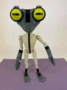 Bandai - 2006 - Ben 10 - Greymatter Binoculars - Metamorfigure  Action Figure