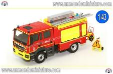 Man TGM 13.290 Gallin CCRM Pompier ALERTE - AL 0083 - Echelle 1/43 NEWS