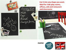 200 x 45cm Removable BlackboardVinyl Chalkboard Decal Sticker