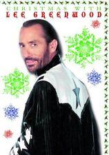 LEE GREENWOOD - CHRISTMAS WITH LEE GREENWOOD   CD NEUF