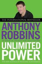 Unlimited Power: The New Science of Personal Achievement, Robbins, Tony, New Boo