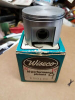VINTAGE RACING GO KART NOS WISECO PISTON McCULLOCH 100cc New.