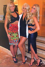 Kelly Kelly Summer Rae and Maryse WWE Divas  Photo