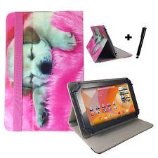 Welpe Motiv Tasche - Odys ieos Next Tablet Tasche Standfunktion - 10 Zoll Hund