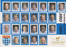 Handtekeningenkaart - Autograph Sheet FC Zwolle 2003-2004