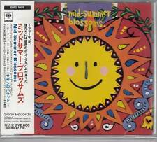 Mid-Summer Blossoms - Mid-summer Blossoms  (CD) Japan-Import !!!!