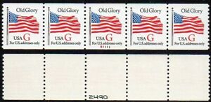 2891 32c G Old Glory Flag  S1111 # on # MNH