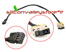 Connettore DC Power Jack con cavo per Notebook HP 250 G3 Series