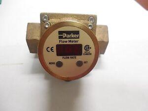 Parker 300 PSIG Bronze Flow Meter Line PF16BNP000