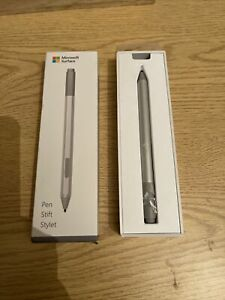 Microsoft Surface Pen for Surface Pro 4/5/6/7 M1776 Silver NEW EYV-00002