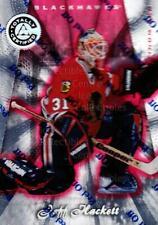 1997-98 Pinnacle Totally Certified Platinum Red #30 Jeff Hackett