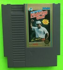 Nintendo NES - Lee Trevino's Fighting Golf TESTED & CLEANED works!