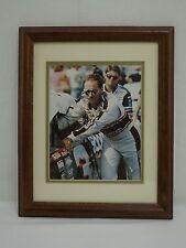 Dale Earnhardt Sr #3 Goodwrench Pit Lane 8x10 Framed Picture