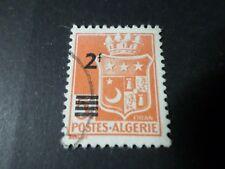 ALGERIE - 1943, timbre 197, ARMOIRIES ORAN, oblitéré, VF stamp