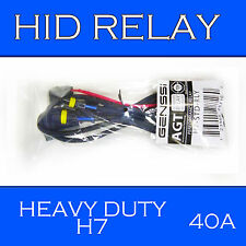 Xenon HID Conversion Relay Wiring Harness H7 with Plug Play Connector