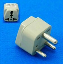Universal Australia UK to India Type D Travel Adaptor AC Power Plug Adapter