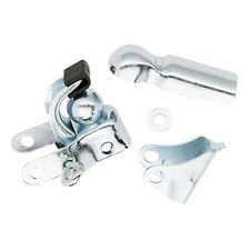Bicycle Towbar Load Trailer Coupling for Bicycle Chromed 28002