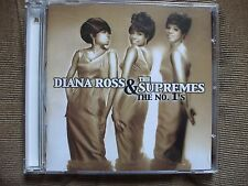 Diana Ross & The Supremes - The No 1's CD..Baby Love,Love Child.Disc Is In VGC.