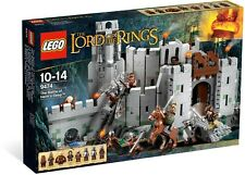 LEGO THE BATTLE OF HELM'S DEEP THE LORD OF THE RINGS  9474 NEW IN SEALED B0X