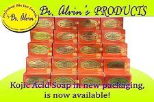 Dr. Alvin PSCF Kojic Acid Soap Whitening Bar Soap 135grams 100% Authentic