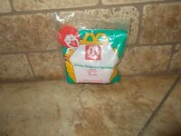 McDonald's Happy Meal Ronald McDonald McTurbo Vehicle, 1995, New (A04-B)