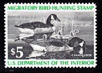 "US RW43 $5 Duck Hunting Mint w/PSE Cert ""90"" XF OG NH SCV $35"