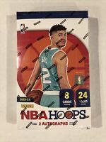 2020-2021 Panini NBA Hoops Basketball (1) ONE SEALED HOBBY PACK! Lamelo Ball