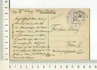 24768 Austria Hunhary 22 5 17 PC Ruine Cseyte To Wien Iteresting Text