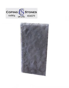 Coping Stone - 600mm x 300mm Millstone Top (Various Colours Available)