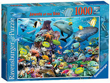 Ravensburger Jewels of The Sea 1000pc Jigsaw Puzzle 19326