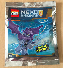 LEGO SET NINJAGO POLYBAG FIGURINE MINIFIG  NEXO KNIGHTS LA GARGOUILLE DE PIERRE