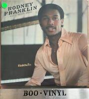 Rodney Franklin - You'll Never Know 1980 US Import LP Ex Con Al-36122