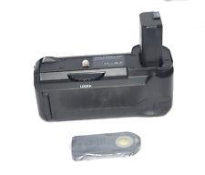 Pro Télécommande Sans Fil Support Grip Batterie comme BG-3DIR pour Sony A6300 Caméra
