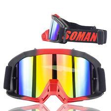 Motorcycle Racing Goggles Motocross MX ATV UTV Dirt Bike Off-road Eyewear