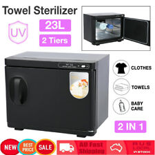 23l Hot Towel Warmer Sterilizer Cabinet Heater Salon Disinfection Beauty