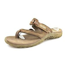 SKECHERS Women's Textile Sandals and Beach Shoes
