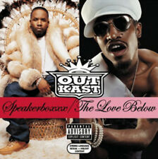 Outkast - Speakerboxxx/the Love Below Cd2 Sony Music