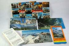 Germany 1960's Set of 5 Post Cards & 2 Trolley Ski Lift Tickets