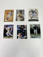 FRANK THOMAS - 6 card lot! Holo, Topps, Upper Deck, Echelon, WHITE SOX! Ovation