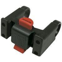 KLICKfix Rixen & Kaul Lenkeradapter für Lenkerkörbe Taschen Kartenhalter 31.8 mm