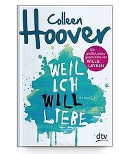 Weil ich Will liebe von Colleen Hoover * Taschenbuch Neu
